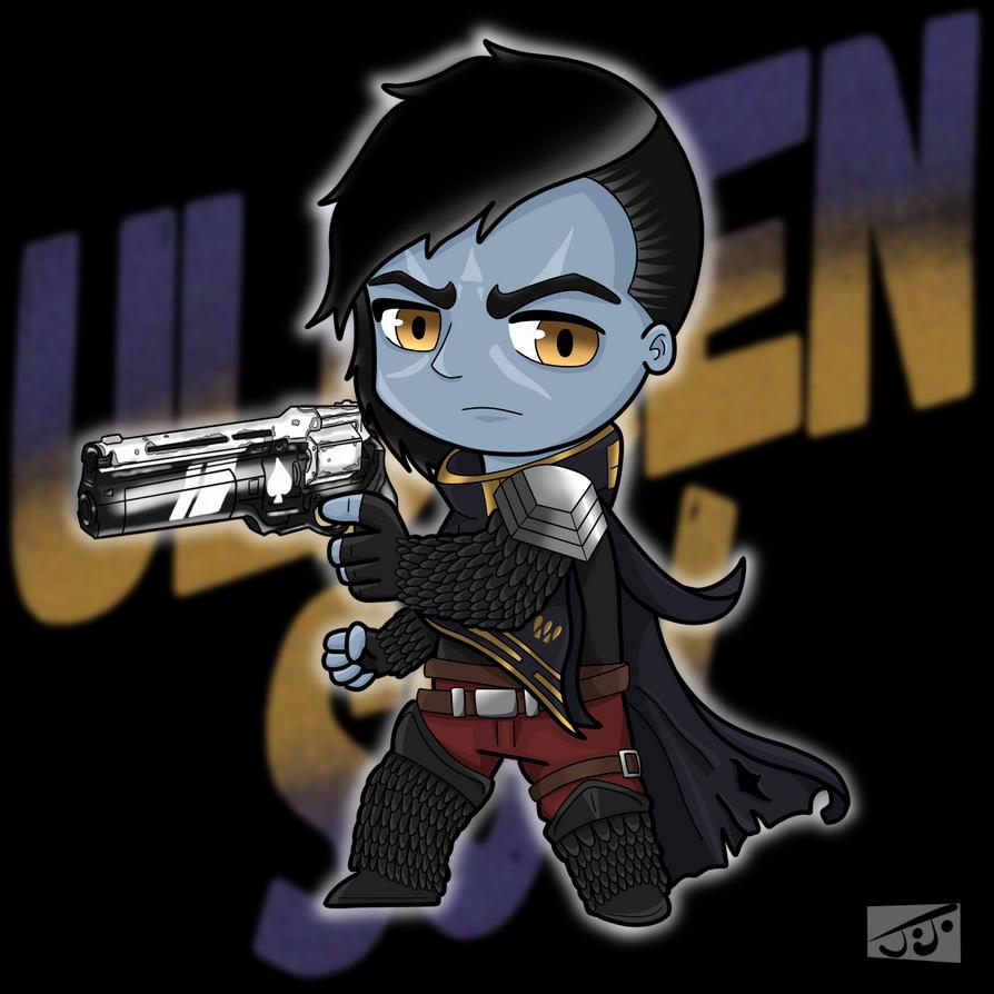 Uldren Sov, Master of Crows by @JoJoMcGiggity