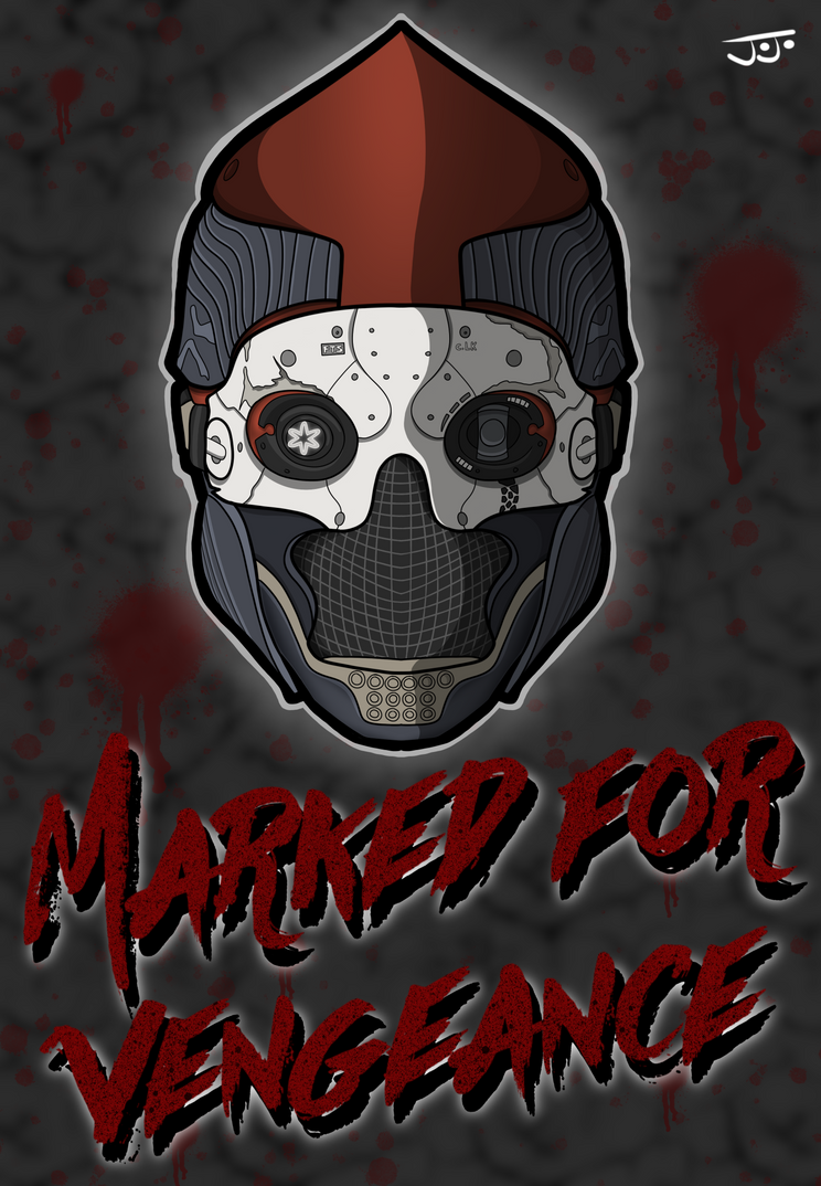 Marked for Vengeance by JoJoMcGiggity