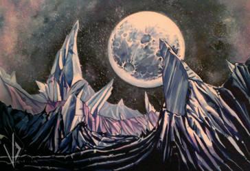 Crystal Moon By VukoDlak ! by VuKoDlak-VD