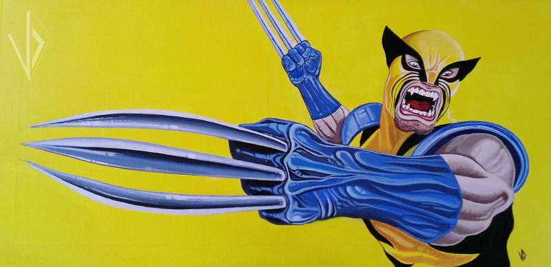 The Wolverine by VukoDlak by VuKoDlak-VD