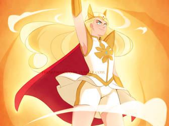 She-ra and the Princesses of Power by FreakxWannaxBe