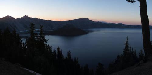 Crater lake 1 7-22-12