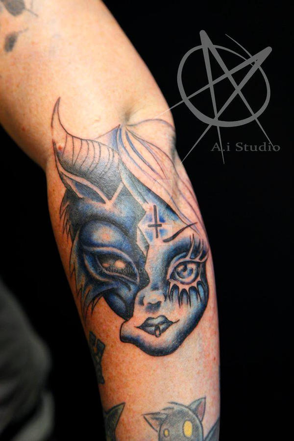 top goth doll images for pinterest tattoos