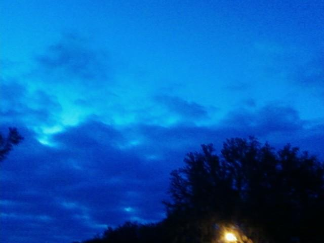 Blue Morning by Kal-Venku