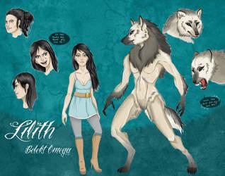 Lilith by ShannonHealey