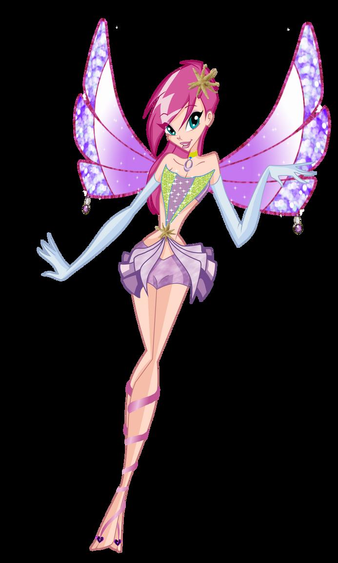 The gallery for --> Winx Tecna Enchantix