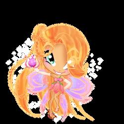 Pix-Kie Fairy Collection: Grace Enchantix Couture by MiaEnchantedFairy