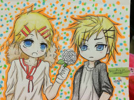 Finny and Watanuki