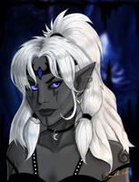 Lady Lithrana by Gallowglas