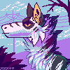unamused in pixels