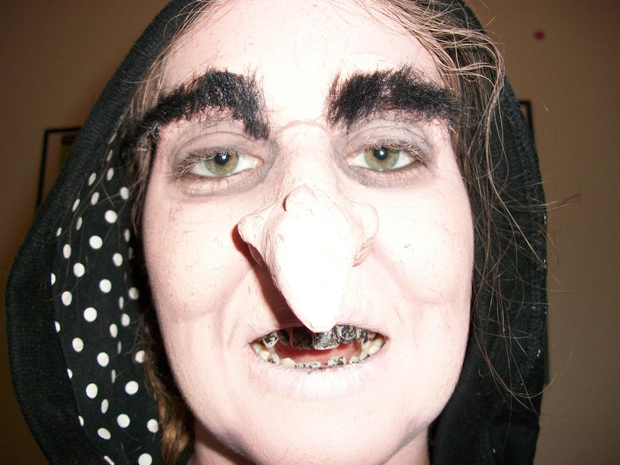 Old Crone from Snow White 2