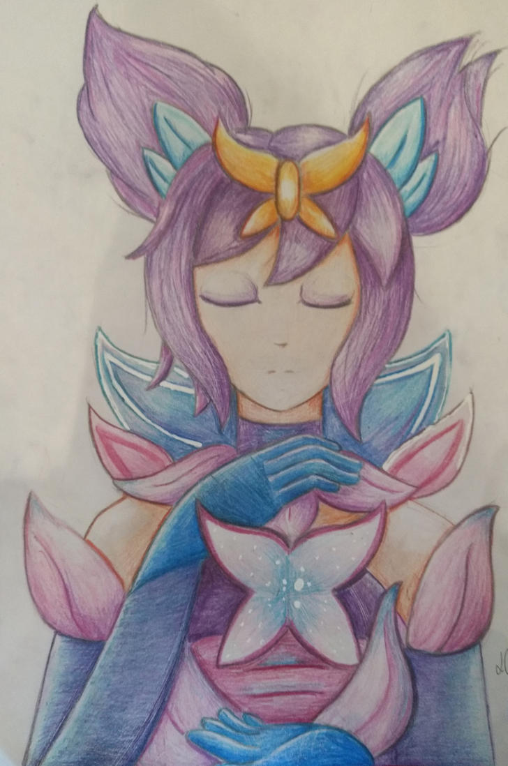 Lux Elementalist. Mystic by luly97
