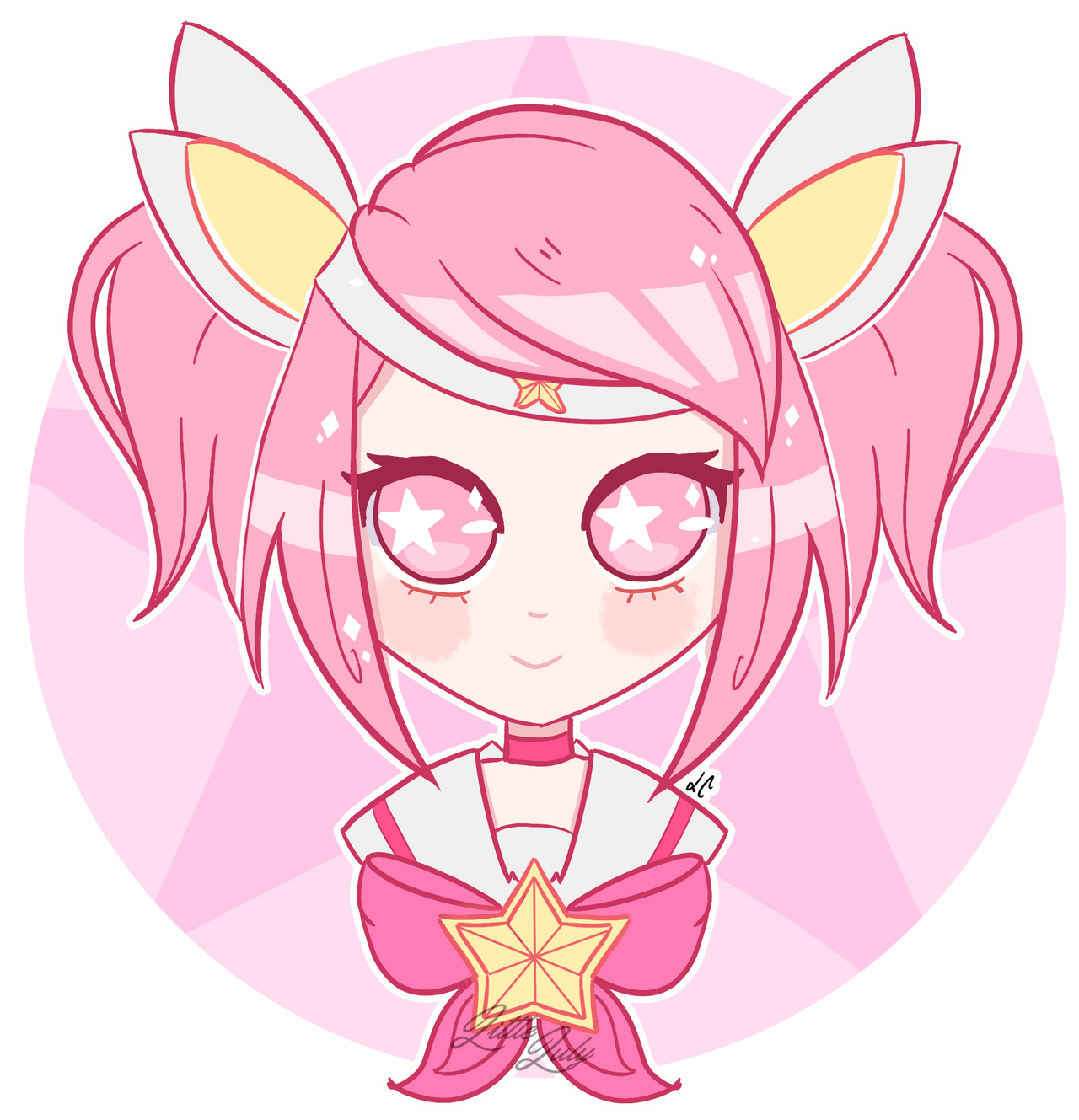 Lux StarGuardian by LittleLuly