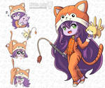 Meowlu- Lulu from League of legends