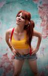Poke girl: Misty III