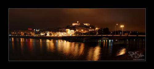 Coimbra at Night