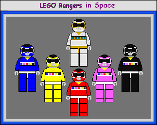 lego rangers in space by simonex90x on deviantart. Black Bedroom Furniture Sets. Home Design Ideas