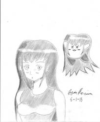 Kirby and Dawna by RKEproductions