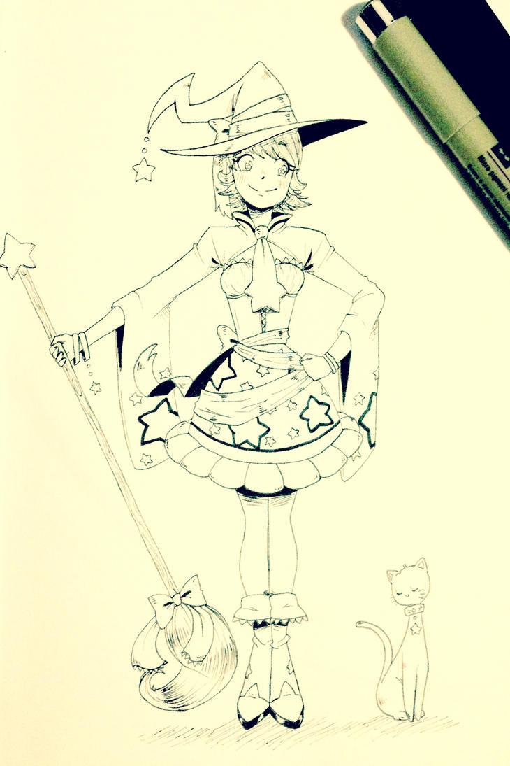 Pen Doodle 3 by Sweetpea-Garden