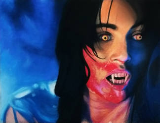 Sexy vampire Regine