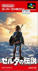 The Legend of Zelda: Breath of the Wild (SFC) by Shrapnel21