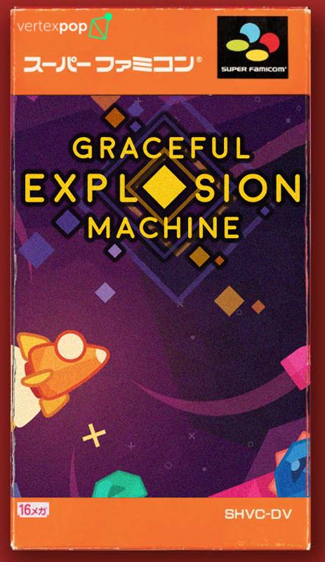 Graceful Explosion Machine (SFC) by Shrapnel21
