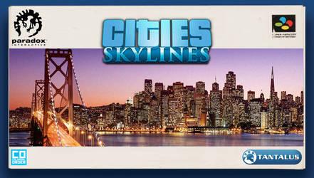 Cities: Skylines (SFC) by Shrapnel21