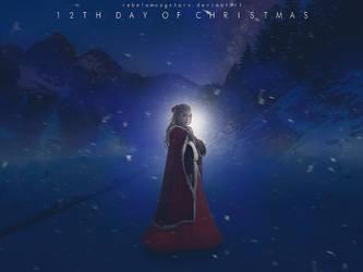 12th Day Of Christmas by rebelamongstars