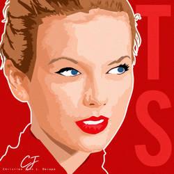 Taylor Swift by rebelamongstars