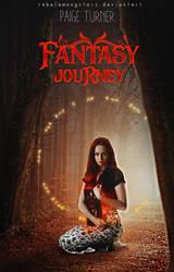 Fantasy Journey by rebelamongstars