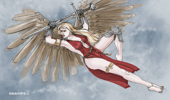 Serran Angel
