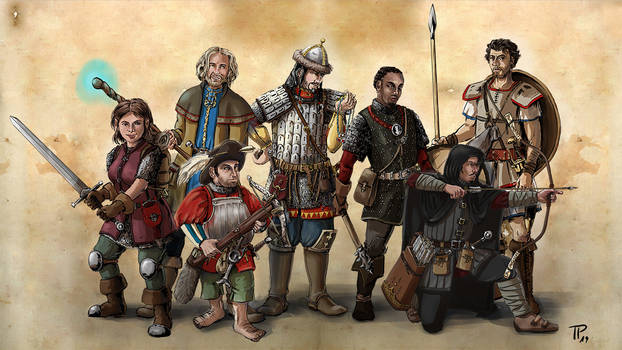 Rpg Party