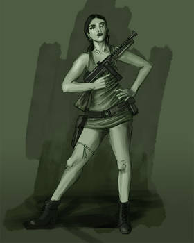 Gungirl 3