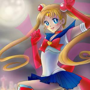 Sailor Moon THX FOR 10K