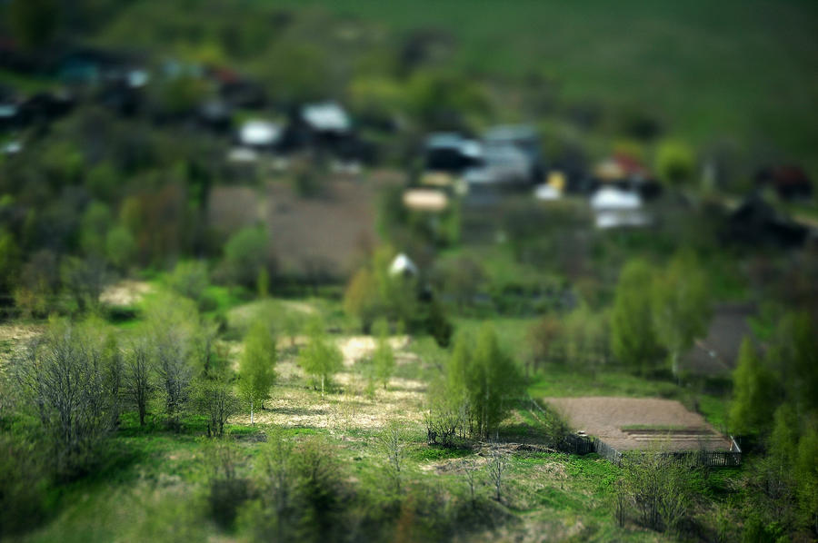 Tilt-shift exp by Cyrill-Toboe