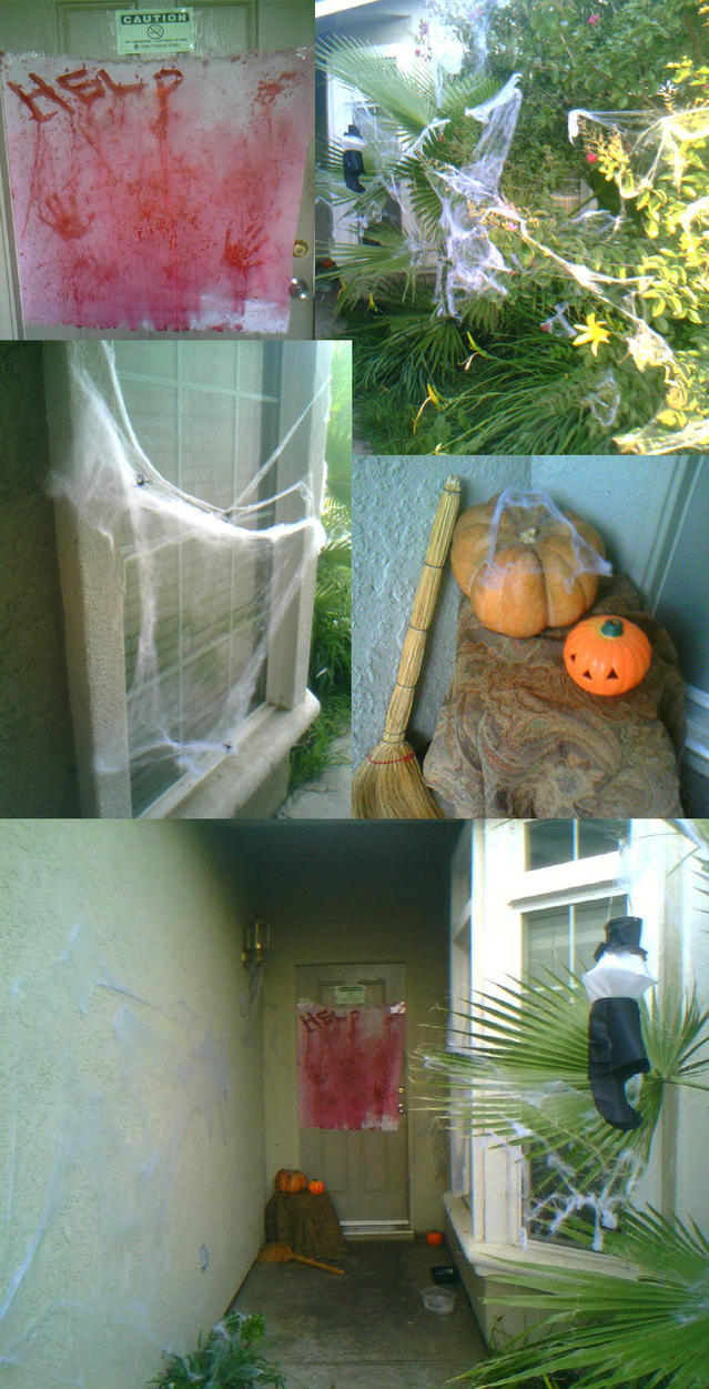 Halloween Decoration D By Zoeynuriko On Deviantart
