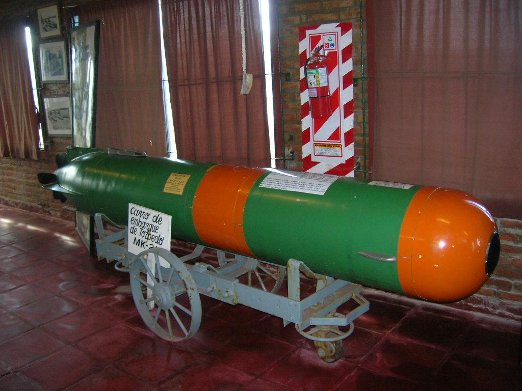 Mark 37 torpedo