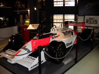 McLaren Honda MP4/3B by Kassad86