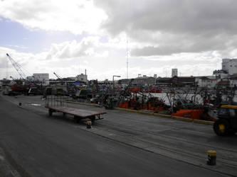 Banquina de Pescadores 2012