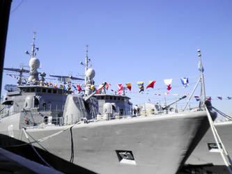 ARA Almirante Brown by Kassad86