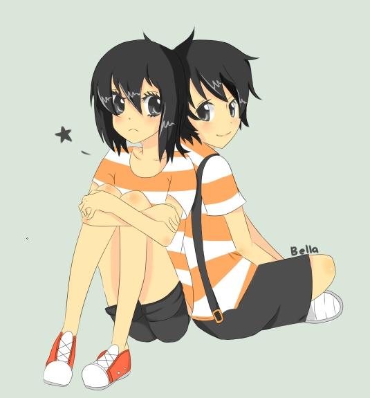 Mai and Kai by Otromeru