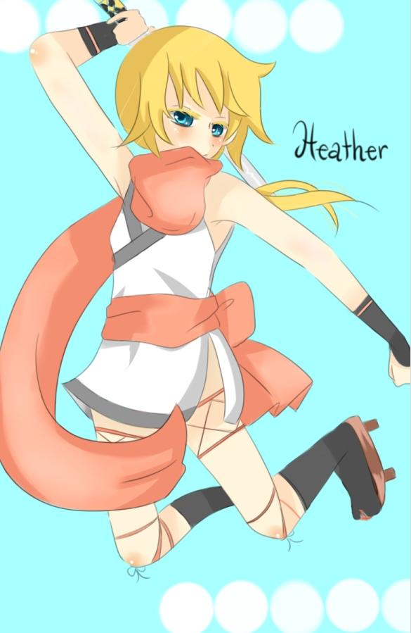 Request: Heather by Otromeru