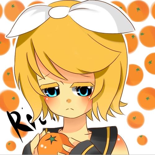 I want more oranges by Otromeru