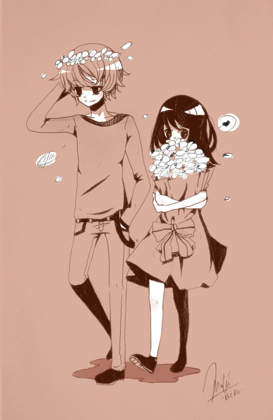 Daisies by Otromeru