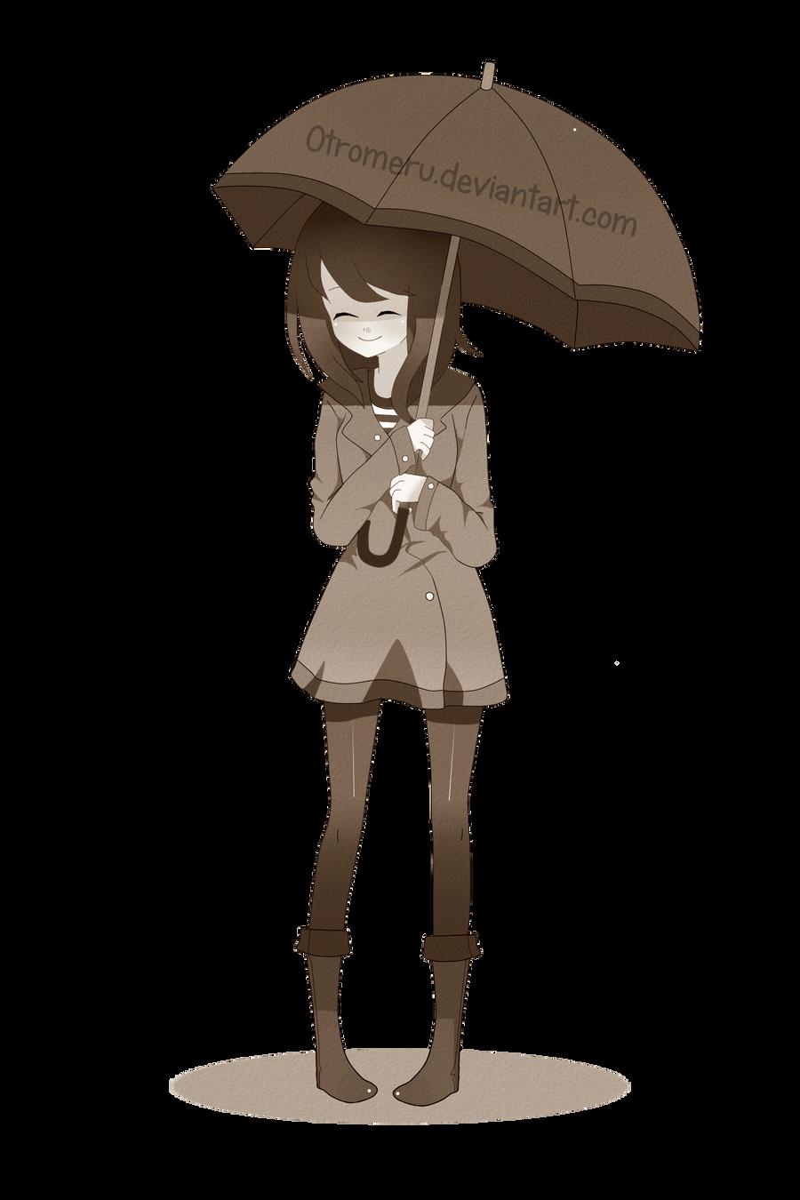 Under my umbrella by Otromeru