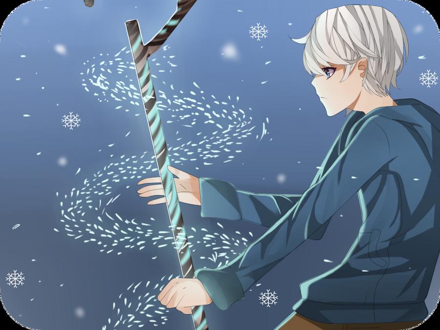 Jack Frost by Otromeru