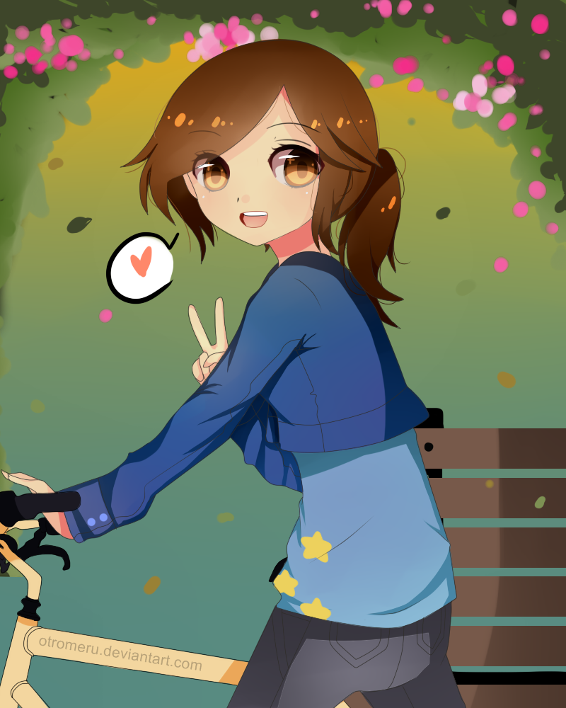 SS: SapphireHaneen711 by Otromeru