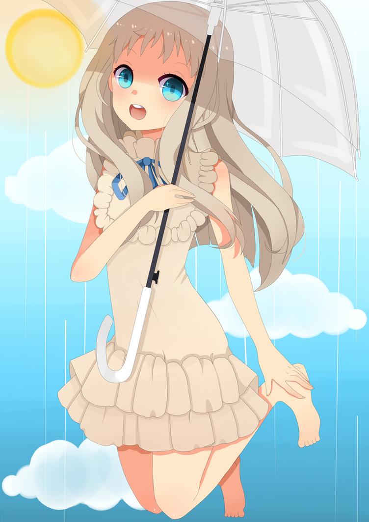 Raining Sunshine by Otromeru
