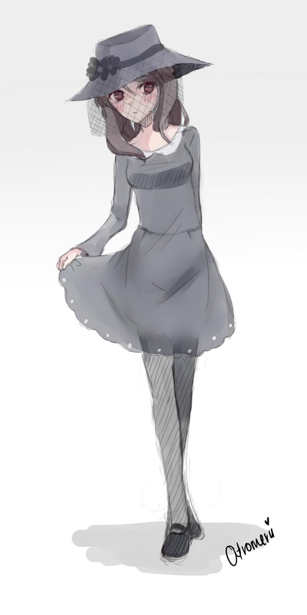 Sketh: Funeral dress by Otromeru