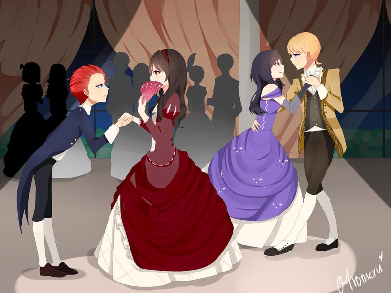 Care for a dance? by Otromeru